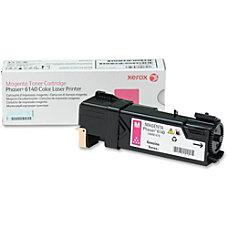 Xerox LaserJet XER106R01478 Magenta Toner Cartridge