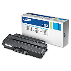 Samsung MLT D103S Toner Cartridge 1500