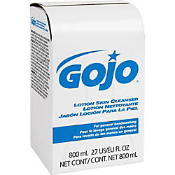 Gojo Lotion Skin Cleanser Dispenser Refill