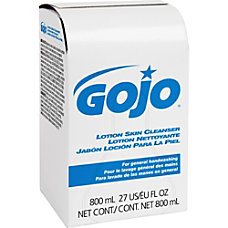 Gojo Lotion Soap Dispenser Refill 271