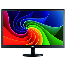 AOC E970SWN 185 LED LCD Monitor
