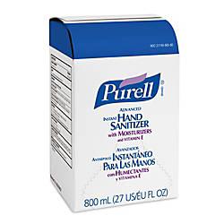 Purell 800 mL Bag in box
