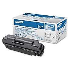 Samsung MLT D307S Black Toner Cartridges