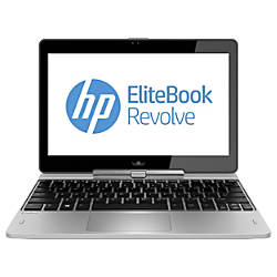 "HP EliteBook Revolve 810 G2 Tablet PC - 11.6"" - Wireless LAN - Intel Core i5 i5-4300U Dual-core (2 Core) 1.90 GHz"