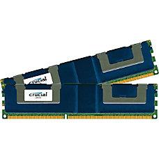 Crucial 64GB Kit 32GBx2 DDR3 PC3