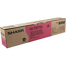 Sharp Original Toner Cartridge Laser Magenta