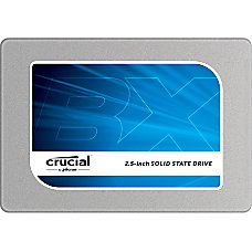 Crucial BX100 500 GB 25 Internal