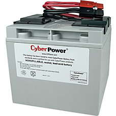 CyberPower RB12170X2A UPS Replacement Battery Cartridge