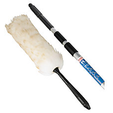 Unger Duster Telescoping Pole Kit Cream