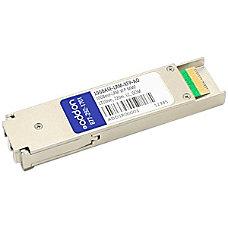 AddOn Enterasys 10GBASE LRM XFP Compatible