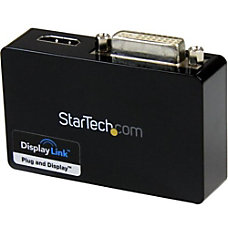 StarTechcom USB 30 to HDMI and