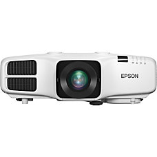 Epson PowerLite 4650 LCD Projector 720p