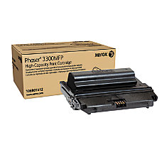 Xerox 106R01412 High Yield Black Toner