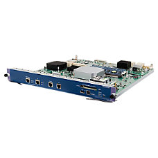 HP Main Processing Unit