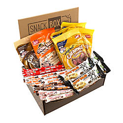 Snack Box Pros Goetze Caramel Cream