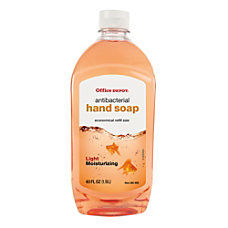 Office Depot Brand Antibacterial Hand Soap