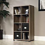 Sauder Transit Collection Cube Style Bookcase