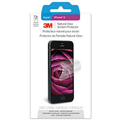 3M Natural View Screen Protector For