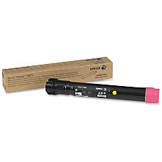 Xerox 106R01564 Magenta Toner Cartridge
