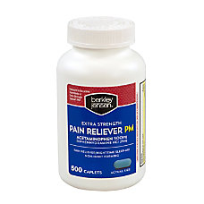 Berkley Jensen Extra Strength Pain Reliever
