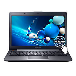 "Samsung ATIV Book 5 (NP540U4E-K04US) Ultrabook™ Laptop Computer With 14"" Touch-Screen Display & Intel® Core™ i3 Processor"