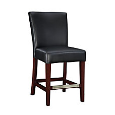 Powell Home Fashions Bonded Leather Bar