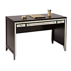 See Jane Work Vivien Mirrored Desk