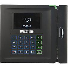 Wasp WaspTime BC100 Barcode Time Clock