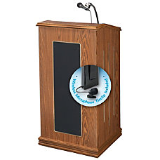 Oklahoma Sound Prestige Wireless Ready Lectern