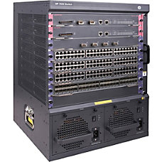 HP 7506 Switch Chassis