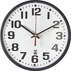 Skilcraft Self Set Wall Clock 8