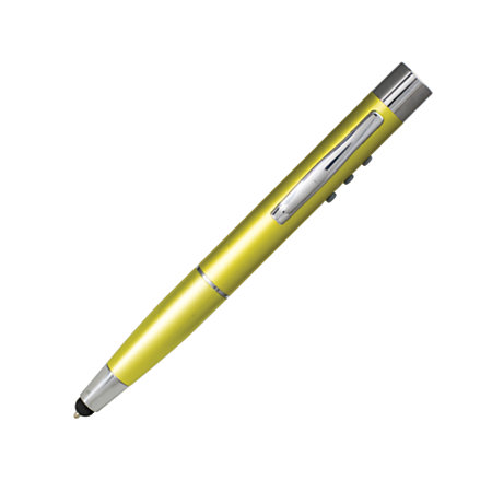 monteverde bluetooth selfie pen and stylus for apple and android devices lime by office depot. Black Bedroom Furniture Sets. Home Design Ideas