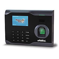 uAttend Biometric Fingerprint Ethernet Time Clock