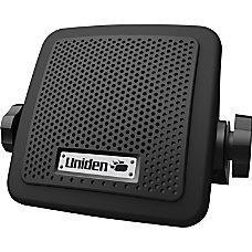 Uniden 7 W RMS Speaker
