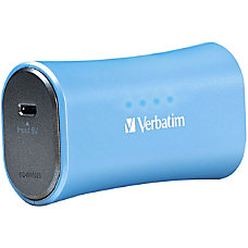 Verbatim Portable Power Pack 2200mAh Aqua