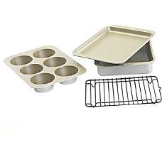 Nordic Ware 5 Pc Compact Ovenware