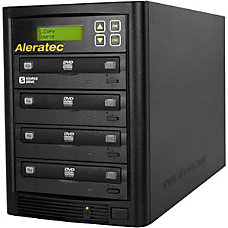 Aleratec 13 DVD CD Copy Tower
