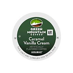 Green Mountain Coffee Caramel Vanilla Coffee