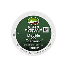 Green Mountain Coffee Double Black Diamond