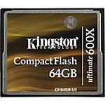 Kingston Ultimate 64 GB CompactFlash CF