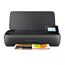HP Officejet 250 Mobile All In