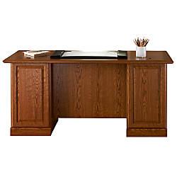 Sauder Orchard Hills Executive Desk Carolina