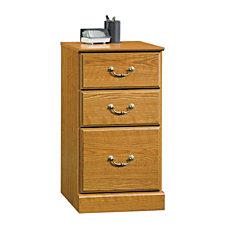 Sauder Orchard Hills Pedestal File Cabinet