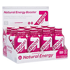 EBOOST Energy Vitamin Shots Superberry 2