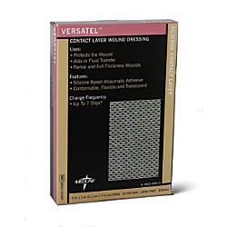 Versatel Contact Layer Dressings 8 x