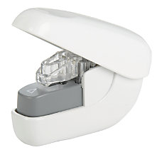 Swingline Stapleless Stapler White