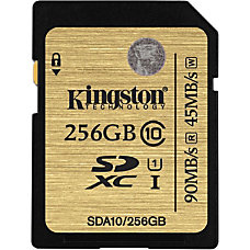 Kingston 256 GB SDXC