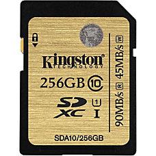 Kingston 256 GB SDXC