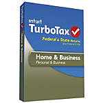 TurboTax Home And Business Federal State