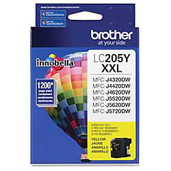 Brother Extra High Yield Ink Cartridge